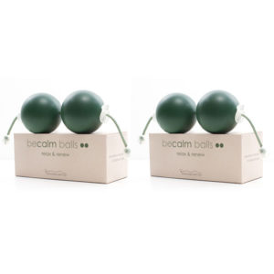 becalm balls - set of two